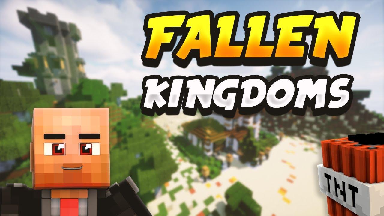 FALLEN KINGDOMS : 1/2 coeur ! - Jour 9 - Saison 17