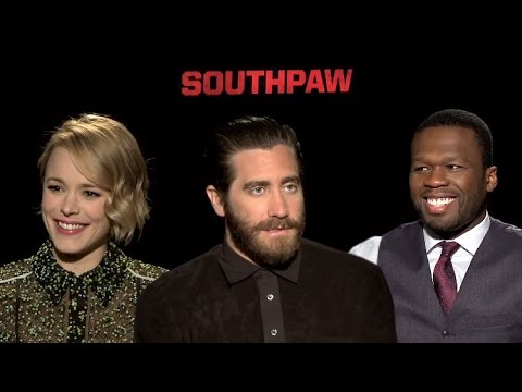 Sit Down With The Stars: Rachel McAdams and Jake Gyllenhaal Get Intimate in Southpaw