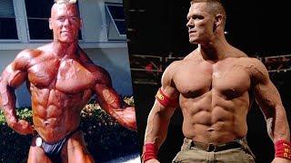 10 WWE SUPERSTARS Who Were Bodybuilders