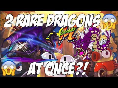 GunboundM 2 RARE DRAGONS Royal Survival