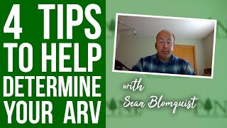 Four Tips To Help Determine After Repair Value (ARV)