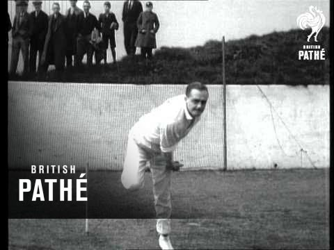 Famous County Cricket Teams No. 5 - Yorkshire (1935)
