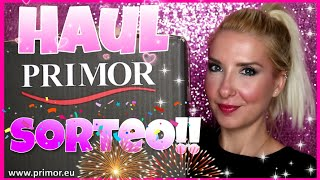 SUPER HAUL PRIMOR! SORTEO! Y MUCHAS COSAS INTERESANTES😍 SUPER CITY BLOCK CLINIQUE / V de Vero Style