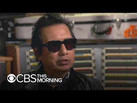 Alejandro Escovedo describes his journey back from the