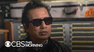 "Alejandro Escovedo describes his journey back from the ""depths of darkness"""