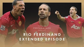Rio Ferdinand on what it was really like in the Man Utd dressing room | High Performance Podcast