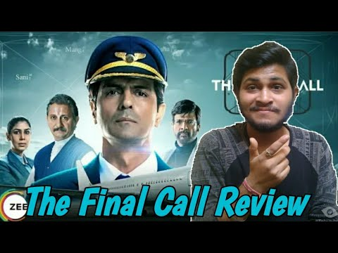 The Final Call Zee5 Original Web Series | All Episodes Review | Arjun Rampal | The Final Call Zee5 |