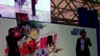 竹内力トークショーに行ってきました。