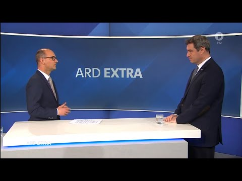 ARD Extra: Die Corona-Lage, 6.4.2020