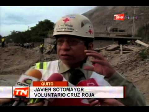 2 muertos, 5 desaparecidos y 8 heridos por sismo