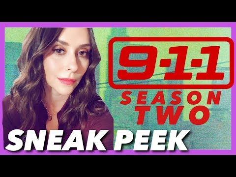 Jennifer Love Hewitt Shares a Sneak Peek of Her '9-1-1' Season 2 Character thumbnail