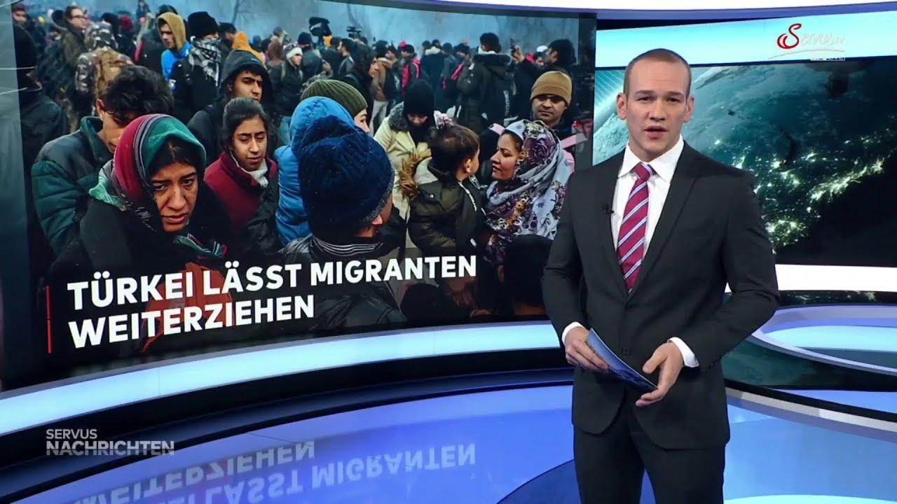 Türkei öffnet Grenzen