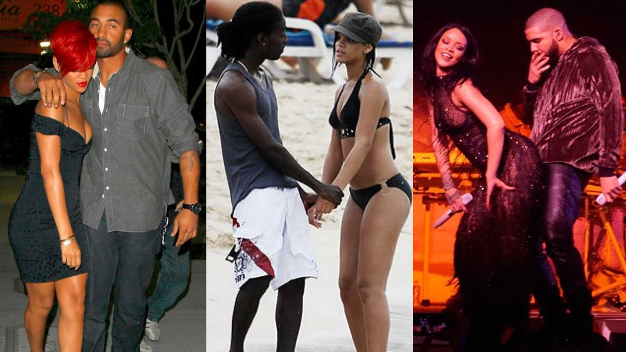 Top 25 Boyfriend's of Rihanna