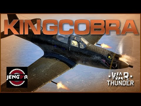 War Thunder Premium Review: Kingcobra [Killer Serpent!]