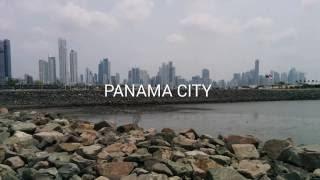 中南米旅行、パナマ・シティを歩く