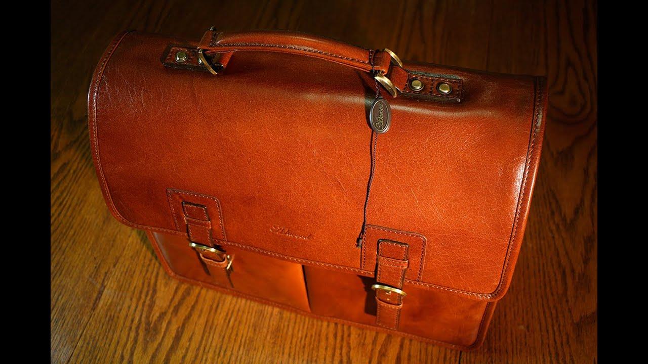 Купить мужской портфель из натуральной кожи в интернет-магазине hadley. Купив портфель или мужскую кожаную сумку для документов в нашем.