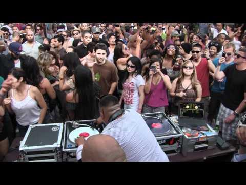 DJ BABU - INTERNATIONAL YONKERS HIP HOP ANTHEM @ THE DO-OVER - 7.3.2011