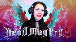 "DEVIL MAY CRY 5 Walkthrough Part 1 - ""ARM""AGEDDON"