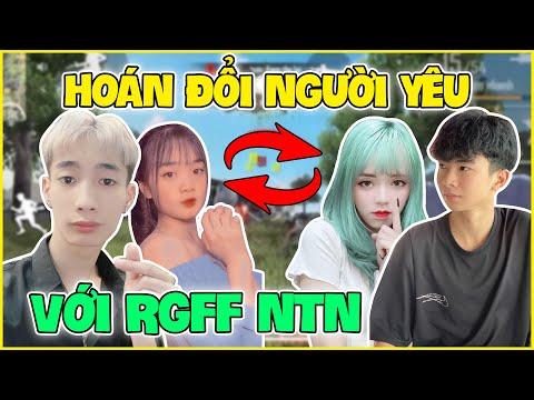 FREE FIRE   Hoán Đổi Người Yêu Với RGFF NTN, Đức Mõm Yêu Ngọc Diễm !!!