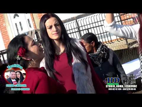 ZENIDBA STEFAN & MARTINA /2.PART/ 05.11.2017 LESKOVAC VIDEO PRODUCTION STUDIO ROMA FULL HD