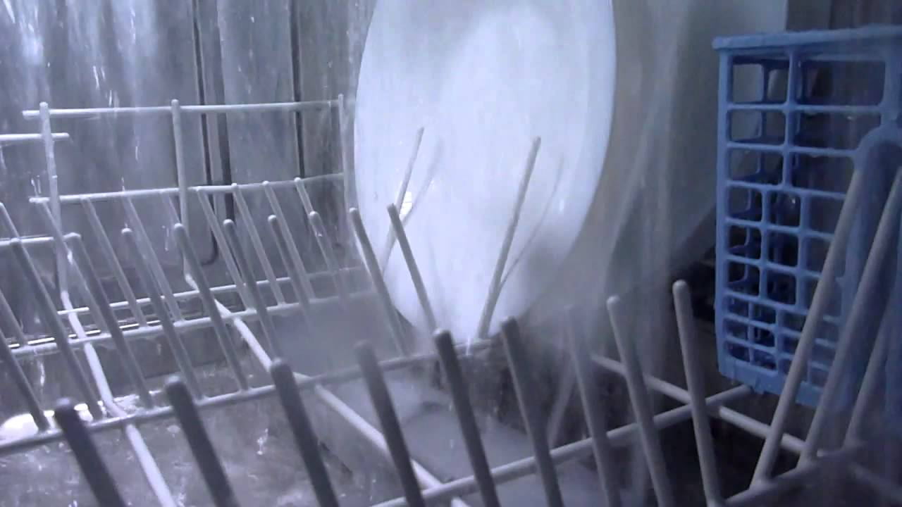 L 39 int rieur du lave vaisselle youtube for Interieur lave vaisselle