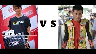 "Download Video Asep Robot( Bandung) Vs Adi S Tuyul (Pandanan) | Pertamax Drag bike Boyolali ""Kelas bebek 4 tak TU MP3 3GP MP4"
