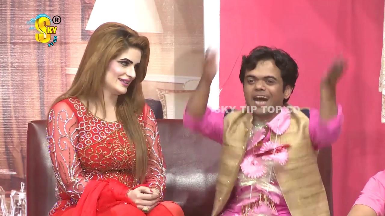 Best Of Vicky Kodu Pakistani Stage Drama Dilbara Full Comedy Clip 2019