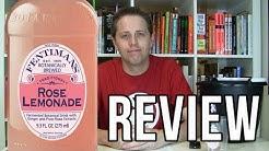 Fentimans Rose Lemonade Review (Soda Tasting #208)