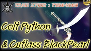 KXy - Point Blank : Colt Python & Cutlass BlackPearl Feat.DragonMany + AT•หนมหวาน