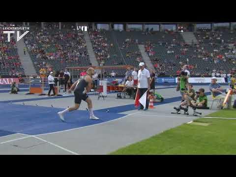 Julian Weber 86,60m And Andreas Hoffman 87,07 | 2019 German Athletics Championships