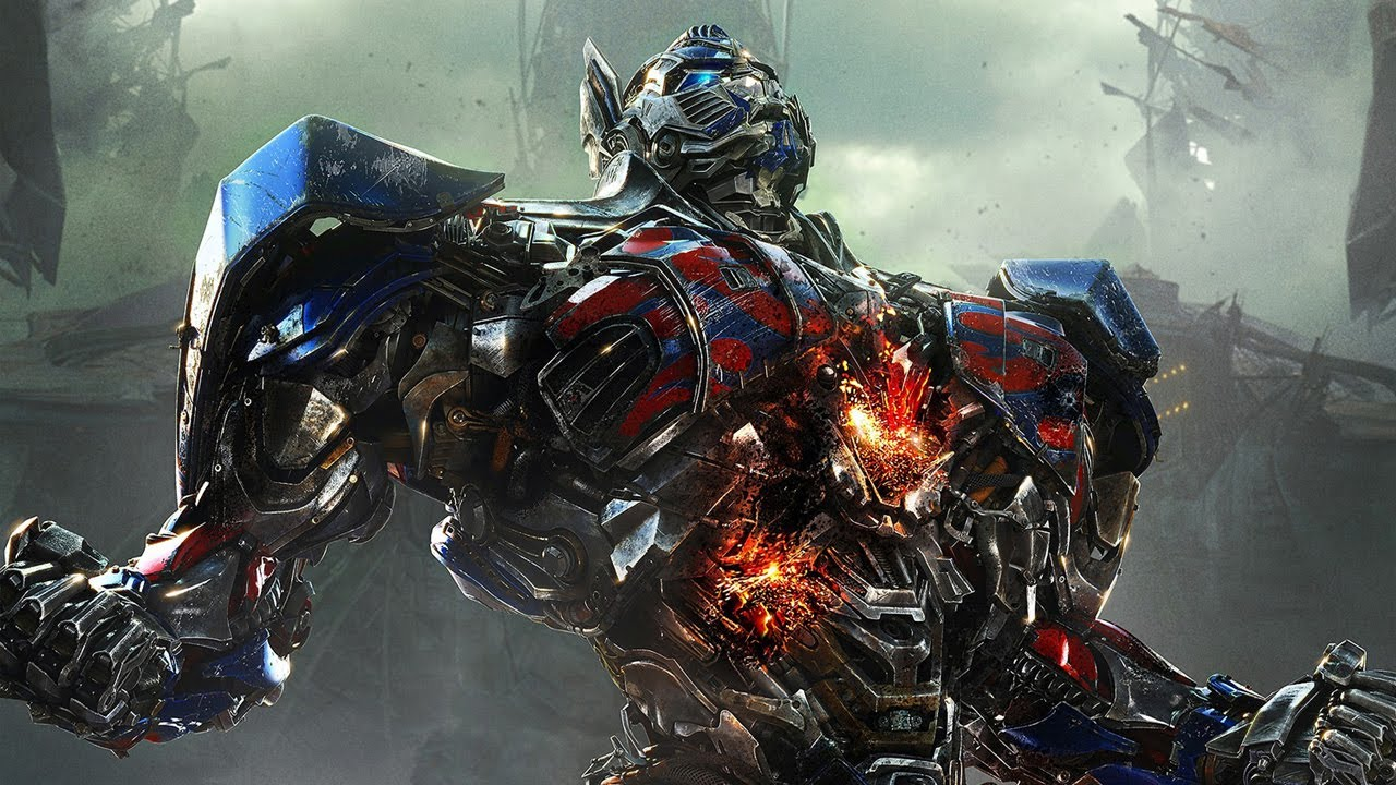 transformers 4 full movie-game - walkthrough part 4 - optimus prime