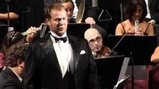 Sándor Árpád sings aria di Zaccaria -  Sperate o figli from Nabucco