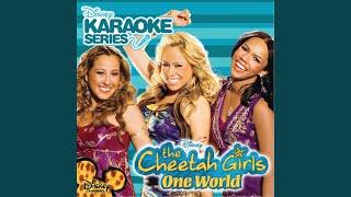 Cheetah Love (Karaoke Instrumental)