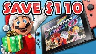 Top 5 Nintendo Black Friday Deals (2018 Nintendo Switch & 3ds Sales)