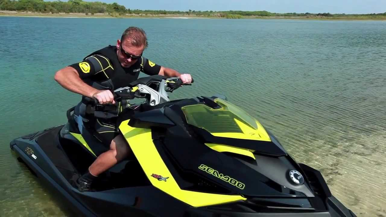 Sea Doo Rxp X 260 >> Sea Doo Rxp X 260 How To Ride Youtube