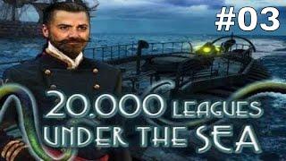 20,000 Leagues Under The Sea [03] Walkthrough Part 3