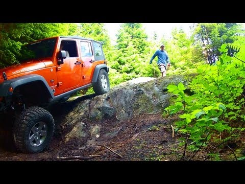 Jeep Off Road Adventures - Eagle Mountain