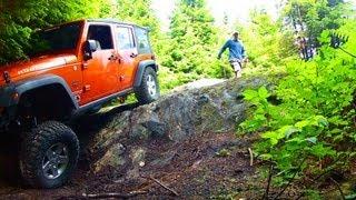 Jeep Off Road Movies - Eagle Mountain