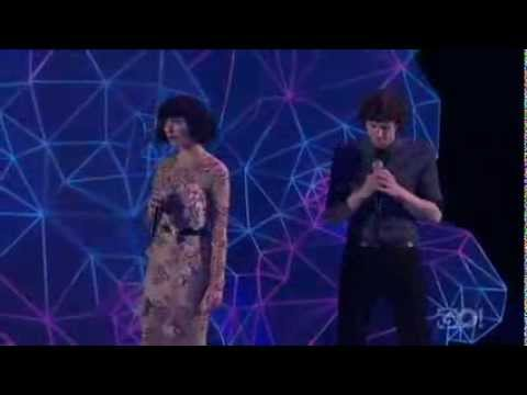 Gotye feat.Kimbra - Somebody That I Used To Know (live @ Aria 2011)