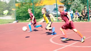 Турнир по мини футболу Первомайский район