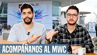 Ven al MWC 2018 gracias a SONY España