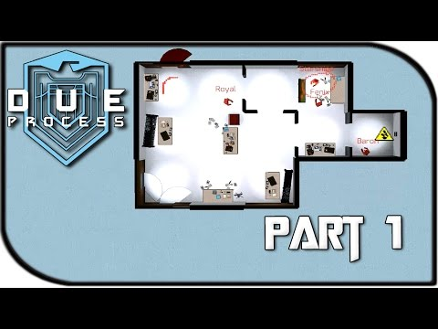 Due Process Gameplay Part 1 - Squad-Based Tactical Shooter! (Pre-Alpha)