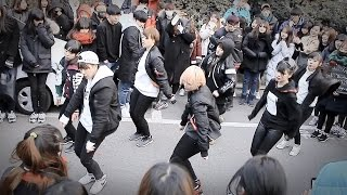 Video BTS(방탄소년단) DOPE(쩔어) Dance Cover / DAZZLING with DOB (160123) download MP3, 3GP, MP4, WEBM, AVI, FLV Agustus 2018