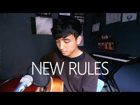 New Rules - Dua Lipa  Cover by Reza Darmawangsa