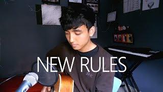 New Rules - Dua Lipa ( Cover by Reza Darmawangsa ) Video
