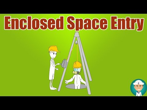Enclosed Space Entry - Confined Space Entry