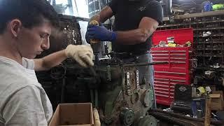 7410 Engine In Frame Overhaul