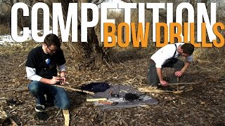 Competition Bow Drill