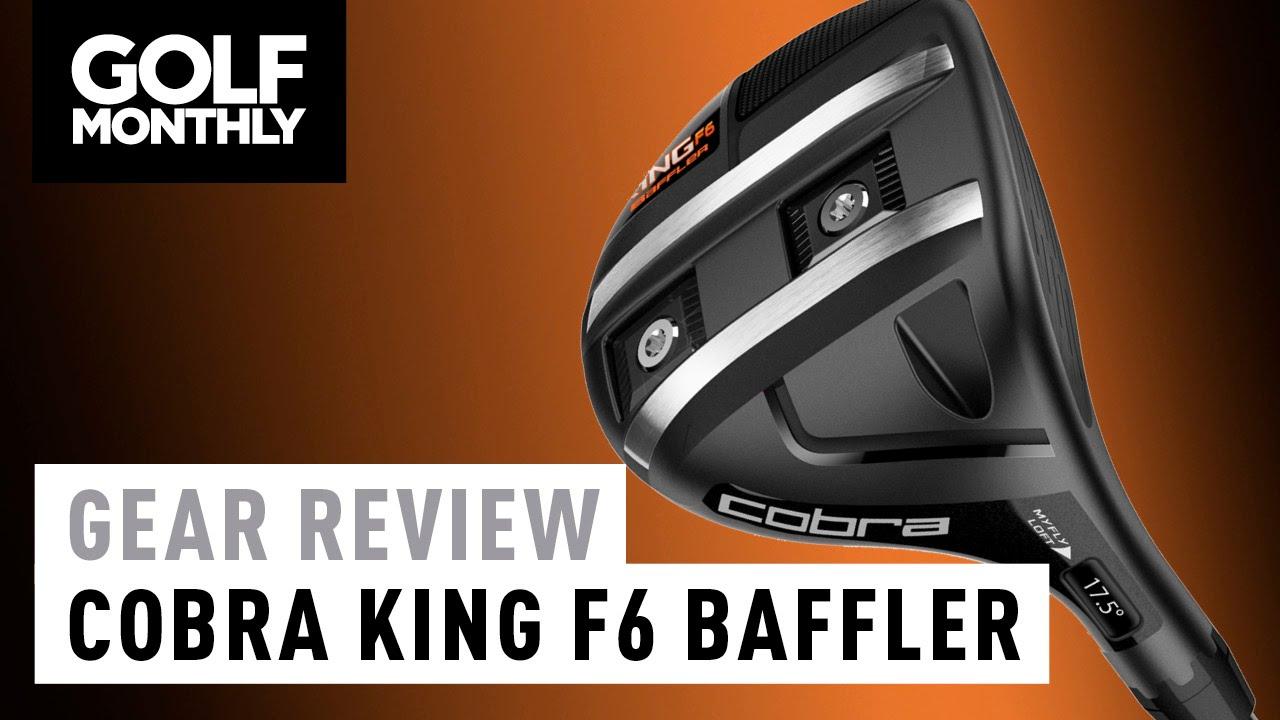 Cobra King F6 Baffler Fairway Wood Review Youtube