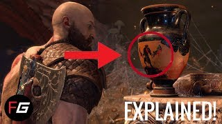 Why KRATOS Is Using AXE In God Of War 4 | EXPLAINED!